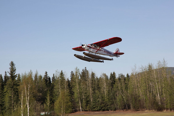 floatplane, Fairbanks