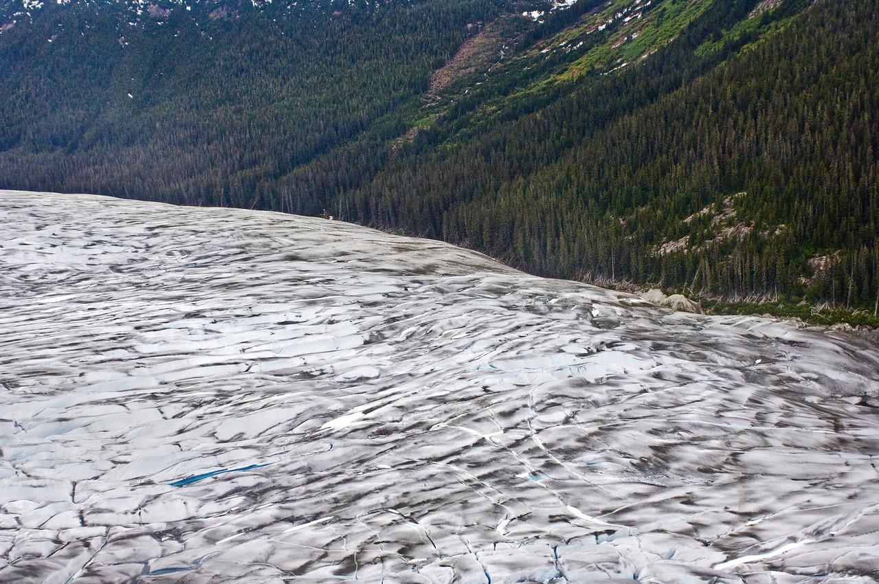 Taku Glacier, near Juneau, Alaska