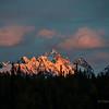 Denali Peak, Alaska
