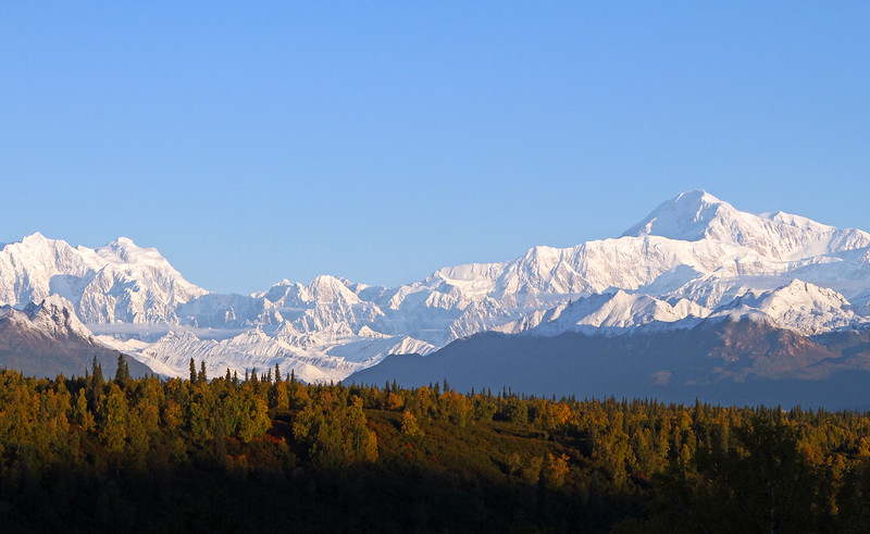 Fall Denali