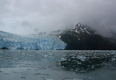 Aialik Glacier, Aialik Bay, Kenai Fjords National Park