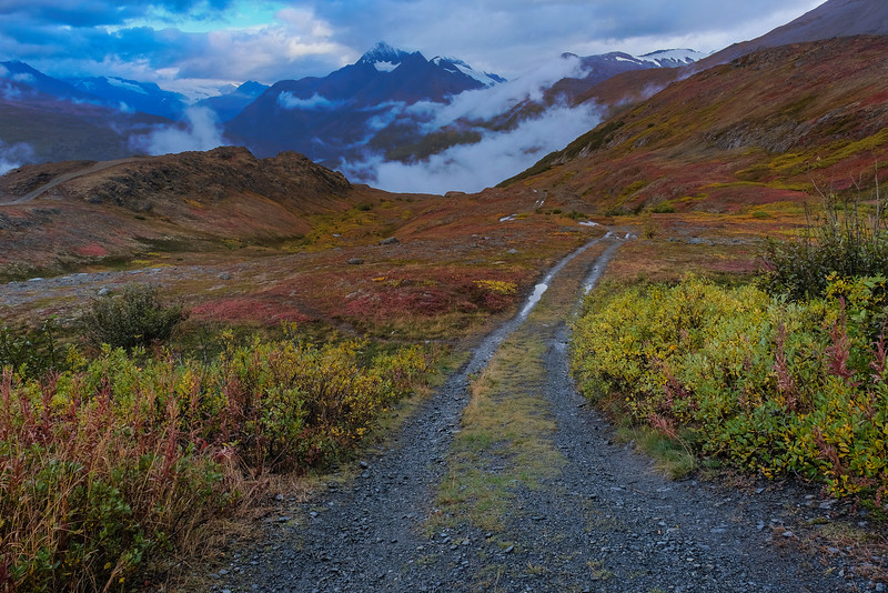 Old Trail from Valdez to the Interior