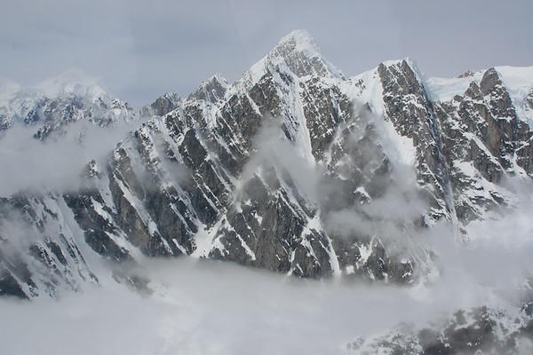 Above the Clouds, Alaskan Range