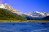 Alaska, Exit Glacier Road, Seward Landscape, 拉斯阿加 风景