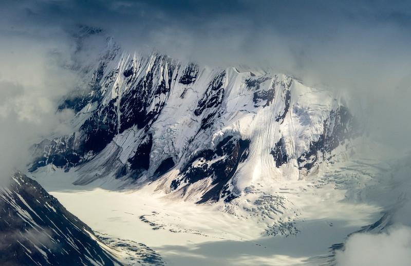 Alaska Range near Denali
