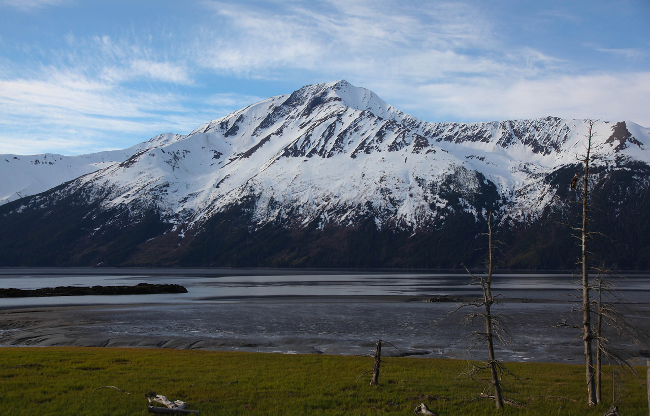 Alaska Railroad, Anchorage to Seward