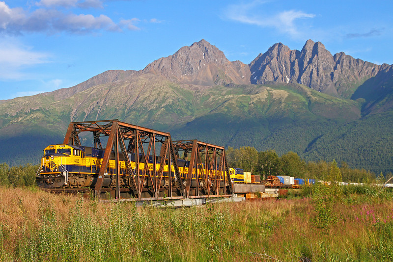 Matanuska River Crossing