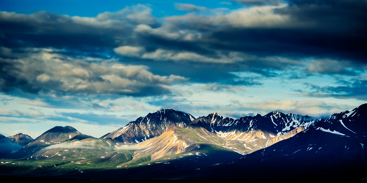 Talkeetna Mountains