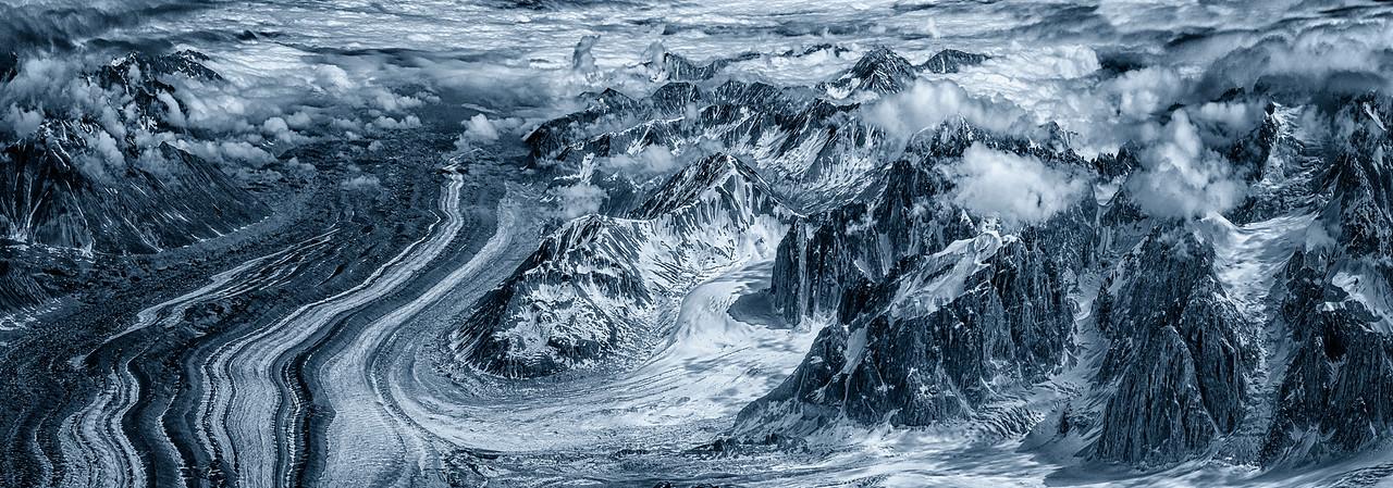 Panorama at Denali National Park