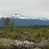 107  Lava Beds and Mountains
