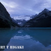 Lake Louise- different angle- different trip