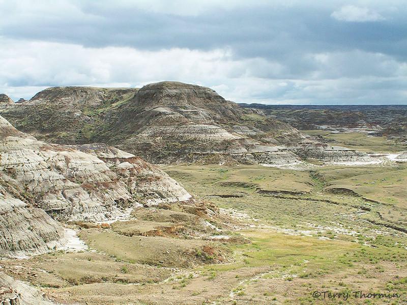 Badlands, Dinosaur P.P., Alberta