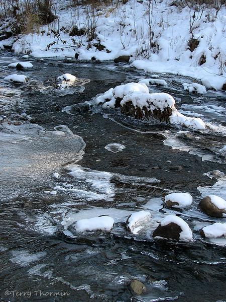 Whitemud Creek, Edmonton, Alberta