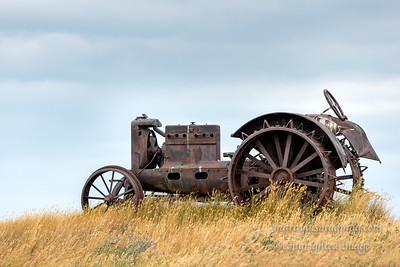 """Wallis"" Tractor"