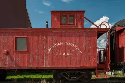Canadian Northern Caboose
