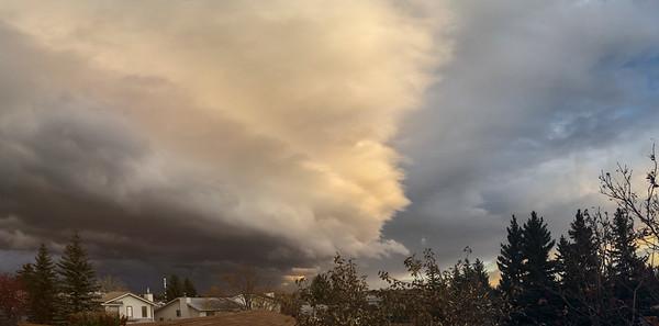 October Windstorm