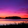 Astotin Lake<br /> Elk Island National Park, Alberta