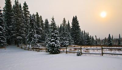 Central Alberta Nordegg
