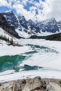 Moraine Lake, Banff Nat'l Park, Alberta