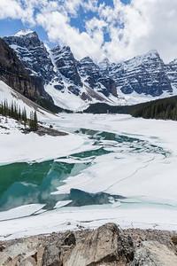 Moraine Lake, Banff Nat'l Park, Alberta