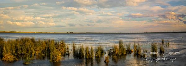 Frank Lake, Alberta