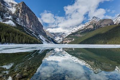 Lake Louise, Banff Nat'l Park, Alberta