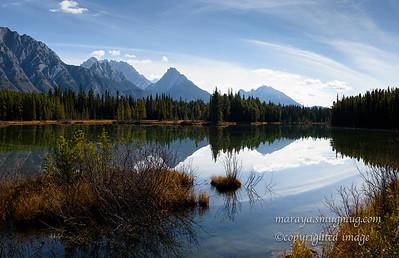 Lower Kananaskis Lake Kananaskis Country, Alberta