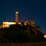 Moonlight Alcatraz Tower