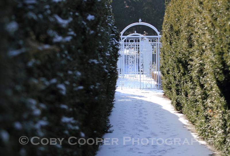 Formal gardens a Allerton