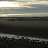 Allonby beach on a winters day