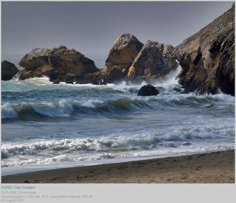 Rockaway Beach (north)