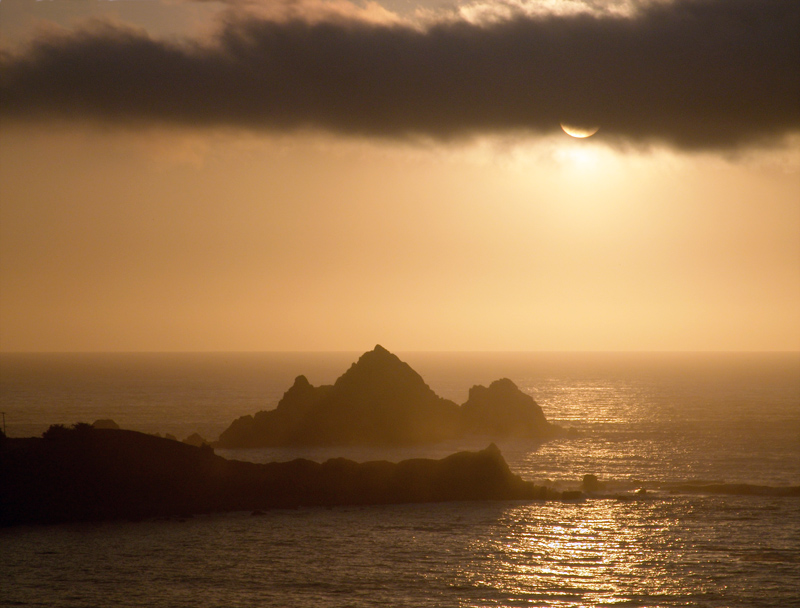 Pedro Point, Pacifica California