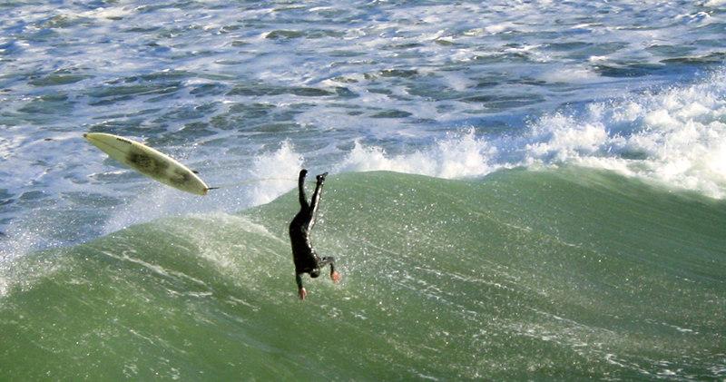 My favorite surfer shot