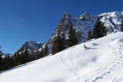Loriaz mountain