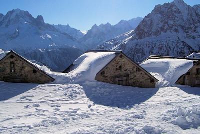 Loriaz Alpes