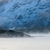 Morning mist over Tannensee 1