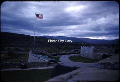 Fort Ticonderoga, 1950