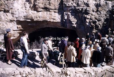 Carlsbad Caverns 1950