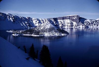 Crater Lake National Park, 1951