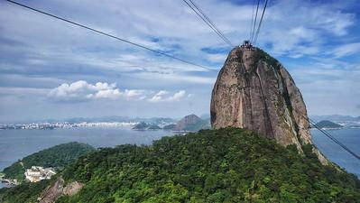 Zuckerhut | Sugar Hat, Rio