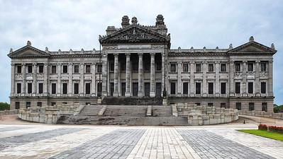 Palacio Legislativo, Montevideo, Urugay