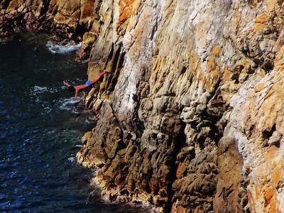 Klippenspringer | Cliff Divers, Acapulco
