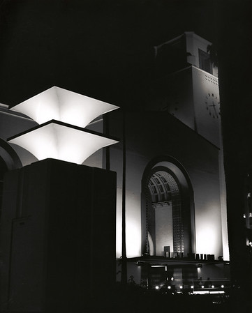 Union Station - Los Angeles Night