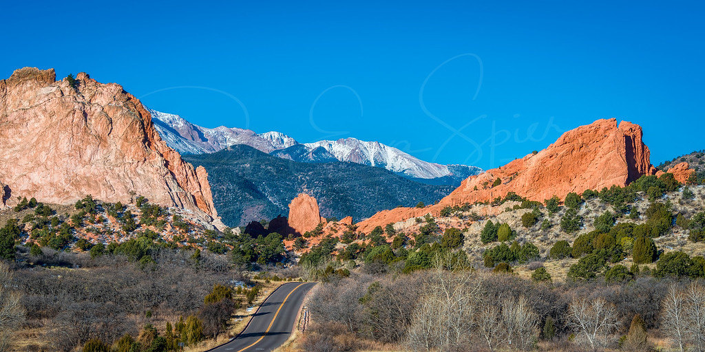 Good Morning Garden of the Gods