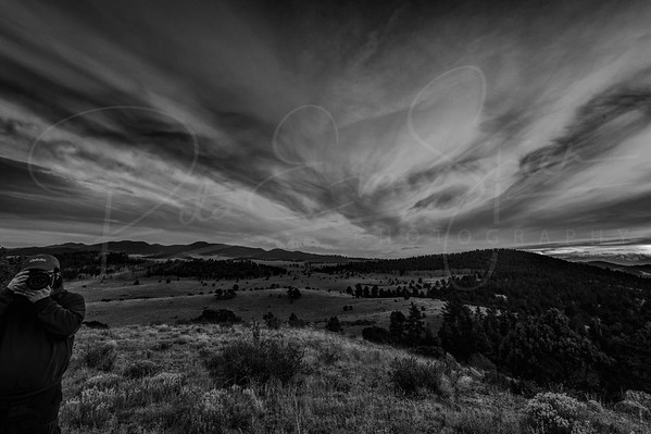 Clouds Threatening
