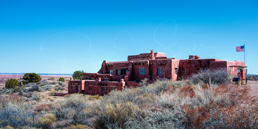 Painted Desert Inn