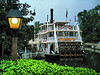 The Liberty Belle Steamboat at Walt Disney World, Orlando, Fla.
