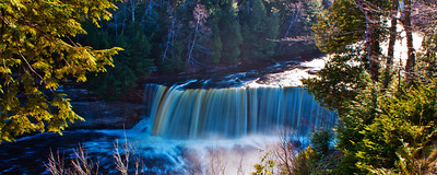 Tahquamenon Falls, U.P. of Michigan