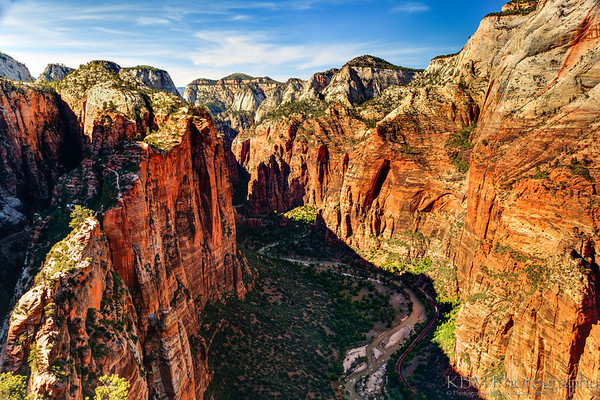 View from Angel Landing