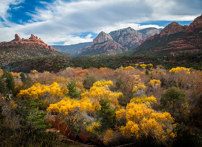 Fall in Sedona, AZ